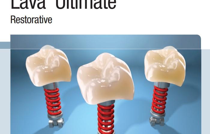 Lava Ultimate CAD/CAM – Phục hình mão trên Implant