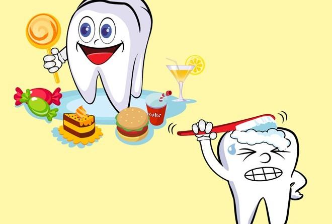 Hàm răng bị vi khuẩn 'tàn phá' như thế nào?