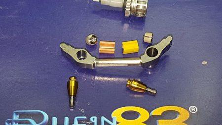 Bar Cad/Cam sử dụng hệ thống Seeger và OT Equator của hãng Rhein83